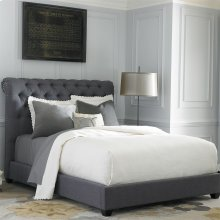 King Sleigh Bed