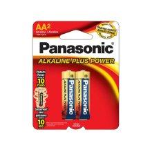 Alkaline Plus Power AA 2-Pack