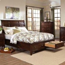 Bedroom - Jackson Sleigh Storage Bed