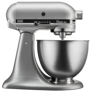 KitchenaidClassic Plus™ Series 4.5 Quart Tilt-Head Stand Mixer - Silver