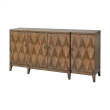 Tahiti 4-door Cabinet