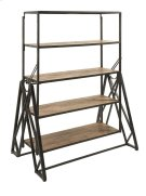 Convertible Dining Table Bookshelf Product Image
