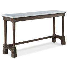 Rustique Bistro Sofa Table
