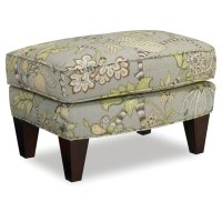 Living Room Aunt Jane Ottoman Product Image
