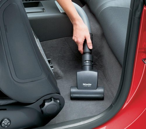 STB 101 Handy turbobrush - Turbo Mini for easy removal of hair and lint from upholstery and carpets.
