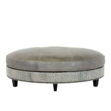 PALERMO OVAL COCKTAIL OTTOMAN