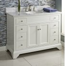 "Framingham 48"" Vanity - Polar White Product Image"