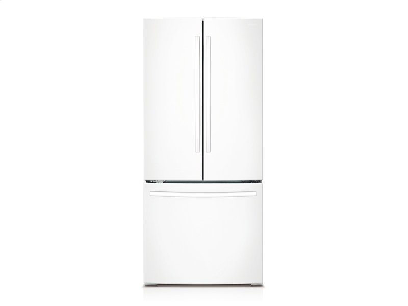 Rf220nctaww In White By Samsung In Sturgeon Bay Wi 22 Cu Ft