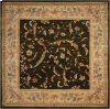 VERSAILLES PALACE VP01 OLIVE SQUARE RUG 8' x 8'