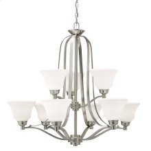 Langford Collection Chandelier 9Lt