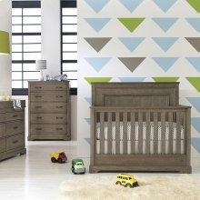 Grayson 4 in 1 Convertible Crib