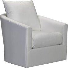 Charlotte Tub Swivel Lounge Chair