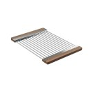 Drying Rack 215009 - Walnut Fireclay sink accessory , Walnut Product Image