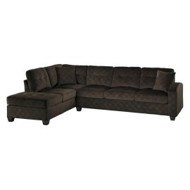 2-Piece Reversible Sectional Set