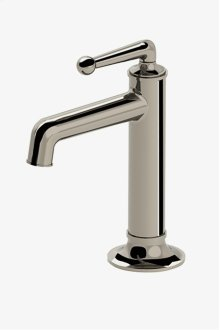 Dash One Hole High Profile Bar Faucet with Metal Lever Handle STYLE: DSKM50