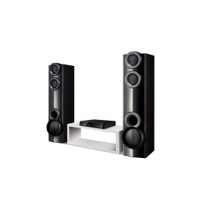 Lg3D-Capable 1000W 4.2ch Blu-ray Disc Home Theater System