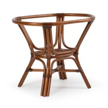 Rattan Oval Dining Base Only 12036