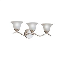 Dover Collection Dover 3 Light Bath Light NI
