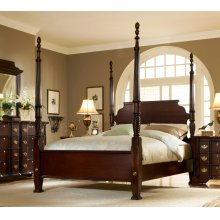 High Poster Bed