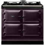 Aubergine  Dual Control 3-Oven All Electric