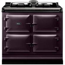 Aubergine AGA Dual Control 3-Oven All Electric