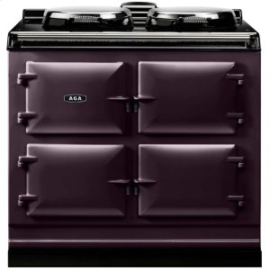 AGAAubergine AGA Dual Control 3-Oven All Electric