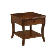 Arisa Drawer End Table
