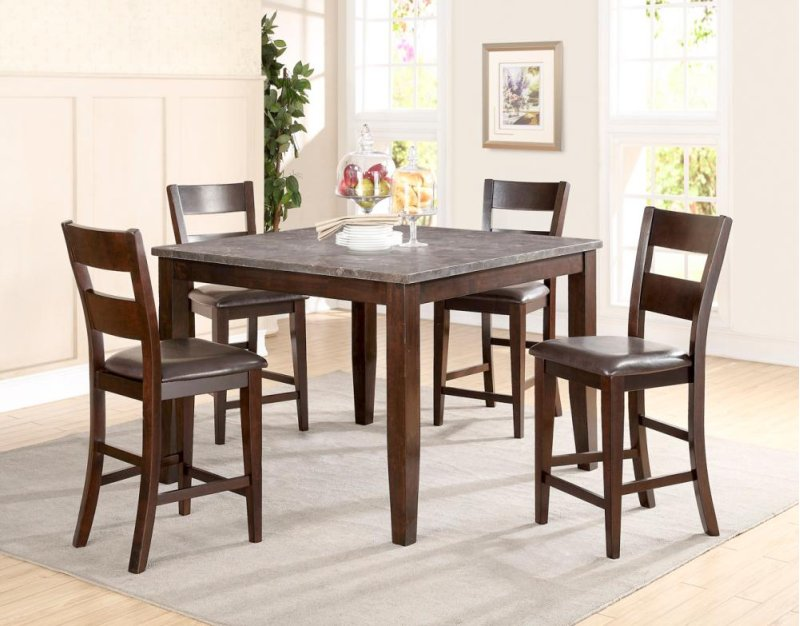 1279blu5pc In By American Wholesale Furniture In Spencer In 5 Pc