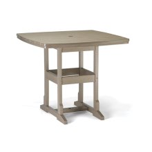 """42""""x42"""" Counter Table"""