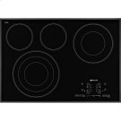 30-Inch Electric Radiant Cooktop with Glass-Touch Electronic Controls Product Image