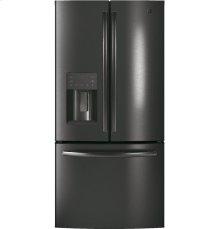 GE® ENERGY STAR® 17.5 Cu. Ft. Counter-Depth French-Door Refrigerator
