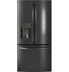 GE® ENERGY STAR® 23.7 Cu. Ft. French-Door Refrigerator