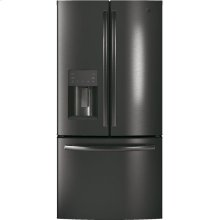 GE® ENERGY STAR® 17.5 Cu. Ft. Counter-Depth French-Door Refrigerator