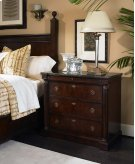 Nightstand With Marble Top Product Image