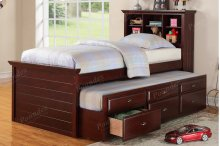 Twin Bed W/ Trundle
