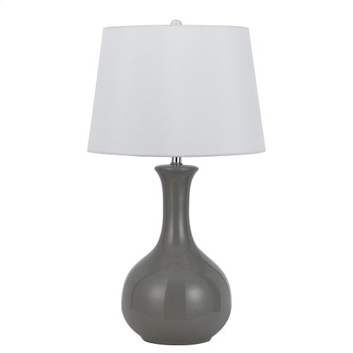 150W Almeria Ceramic Table Lamp