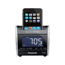 RC-DC1 Clock Radio with iPod® Dock