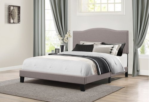 Kiley Bed In One - Full - Stone