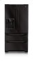 Additional 4-Door French Door Refrigerator with Ice and Water Dispenser (25 cu.ft.)