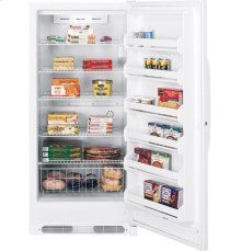 GE® 20.6 Cu. Ft. Manual Defrost Upright Freezer