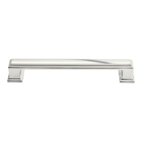 Sutton Place Pull 5 1/16 Inch (c-c) - Polished Nickel