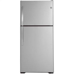 GE®21.9 Cu. Ft. Top-Freezer Refrigerator