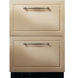 Double Drawer Refrigerator Module