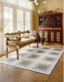 Utopia Utp01 Shell Rectangle Rug 2'6'' X 4'2''