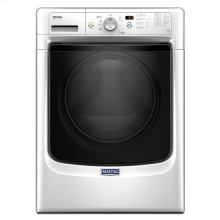 "Maytag® Front Load Washer with Steam for Stains Option and PowerWash® System "" 4.3 cu. ft. - White"