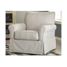 Swivel Glider Accent Chair