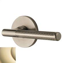 Lifetime Polished Brass L015 Estate Lever