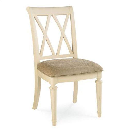 Camden Buttermilk Splat Side Chair-Kd