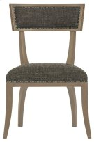 Delancey Dining Side Chair in Smoke Product Image