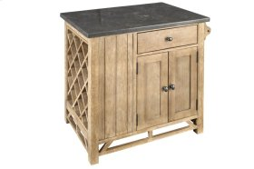 Chef'S Kitchen Island